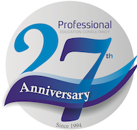 Professional education consultancy Logo